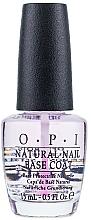 Düfte, Parfümerie und Kosmetik Nagelunterlack für natürliche Nägel - O.P.I Natural Nail Base Coat