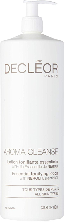Belebende Reinigungslotion mit ätherischem Öl aus Néroli - Decleor Lotion Tonifiante Essentielle — Bild N2