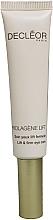 Düfte, Parfümerie und Kosmetik Straffende Creme für die Augenpartie mit Hyaluronsäure und Pflaumensamenextrakt - Decleor Prolagene Lift Lift & Firm Eye Cream (Salon Product)
