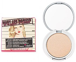 Düfte, Parfümerie und Kosmetik 	TheBalm Mary-Lou Manizer Highlighter - Puder-Highlighter (Mini)