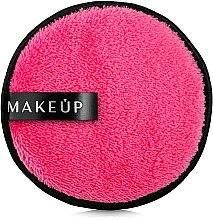 Düfte, Parfümerie und Kosmetik Waschpuff zum Abschminken Fuchsia - MakeUp Makeup Cleansing Sponge Fuchsia