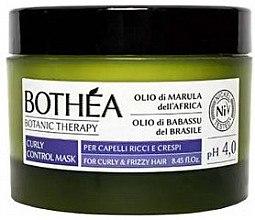 Düfte, Parfümerie und Kosmetik Haarmaske für lockiges Haar - Bothea Botanic Therapy Curly Control Mask pH 4.0