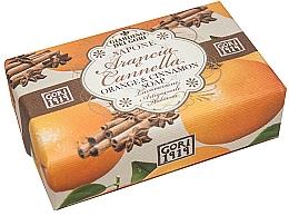Düfte, Parfümerie und Kosmetik Seife Orange und Zimt - Gori 1919 Orange & Cinnamon Soap