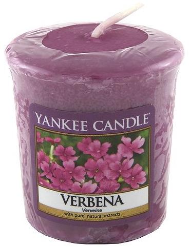 Votivkerze Verbena - Yankee Candle Verbena Sampler Votive — Bild N1