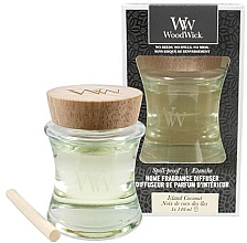 Düfte, Parfümerie und Kosmetik Raum-Diffuser Kokosnuss-Insel - Woodwick Home Fragrance Diffuser Island Coconut