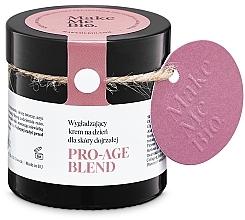 Düfte, Parfümerie und Kosmetik Anti-Aging Tagescreme für reife Haut - Make Me BIO Anti-Aging Day