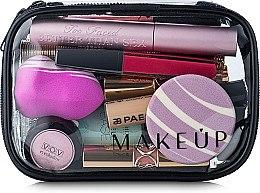 Düfte, Parfümerie und Kosmetik Kosmetiktasche Visible Bag(ohne Inhalt) - MakeUp B:15 x H:10 x T:5 cm