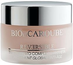 Düfte, Parfümerie und Kosmetik Glättende Anti-Aging Gesichtscreme - Bio et Caroube Reversible Complete Anti-Ageing Treatment