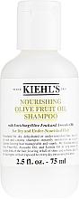 Düfte, Parfümerie und Kosmetik Pflegendes Shampoo mit Oliven- und Avocadoöl - Kiehl's Olive Fruit Oil Nourishing Shampoo