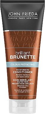 Feuchtigkeitsspende Farbschutz-Haarspülung für braunes Haar - John Frieda Brilliant Brunette Colour Protecting Moisturising Conditioner — Bild N1