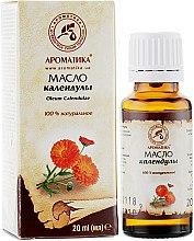 Düfte, Parfümerie und Kosmetik Natürliches Ringelblumenöl - Aromatika