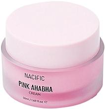 Düfte, Parfümerie und Kosmetik Gesichtscreme mit Wassermelone und Hyaluronsäure - Nacific Pink AHA BHA Cream