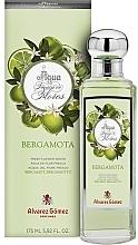 Düfte, Parfümerie und Kosmetik Alvarez Gomez Agua Fresca De Flores Bergamota - Parfüm
