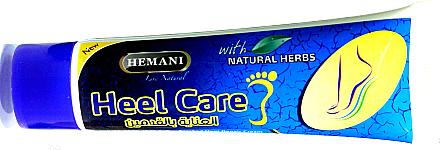 Regenerierende Fußcreme - Hemani Heel Care Repair Cream — Bild N1