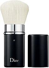 Düfte, Parfümerie und Kosmetik Klappbare Kabuki Pinsel 17 - Dior Backstage Kabuki Brush
