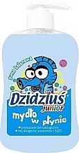 Düfte, Parfümerie und Kosmetik Flüssigseife Kaugummi für Kinder - Dzidzius Junior Soap
