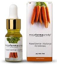 Düfte, Parfümerie und Kosmetik Feuchtigkeitsspendendes Gesichtsöl - Moja Farma Urody