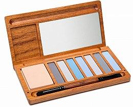 Düfte, Parfümerie und Kosmetik Lidschattenpalette - Alilla Cosmetics Ancient Palette