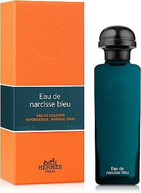 Hermes Eau De Narcisse Bleu - Eau de Cologne — Bild N1