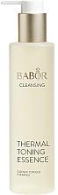 Düfte, Parfümerie und Kosmetik Beruhigendes Gesichtswasser für empfindliche Haut - Babor Cleansing Thermal Toning Essence