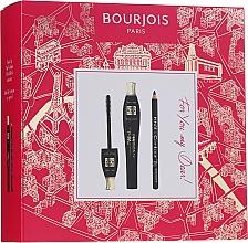 Düfte, Parfümerie und Kosmetik Make-up Set (Wimperntusche 8ml + Eyeliner 1.65g) - Bourjois For You My Dear