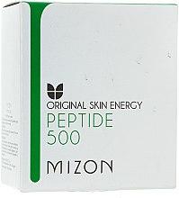 Düfte, Parfümerie und Kosmetik Anti-Falten Gesichtsserum mit Peptiden - Mizon Peptide 500