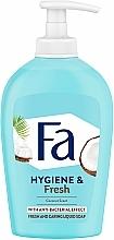 Düfte, Parfümerie und Kosmetik Flüssigseife Kokoswasser - Fa Coconut Water Soap