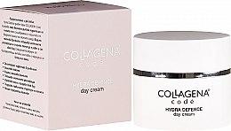 Antifalten Tagescreme mit Sheabutter und Mandelöl - Collagena Code Hydra Defence Day Cream — Bild N1
