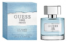 Guess 1981 Indigo for Women - Eau de Toilette — Bild N2