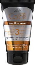 Düfte, Parfümerie und Kosmetik Farb-Conditioner zur Farberfrischung von warmen Blondtönen ohne Gelbstich - Joanna Ultra Color System Warm Blonde Shades