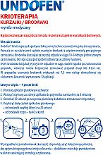 Kryotherapie gegen Warzen - Undofen Krioterapia — Bild N4