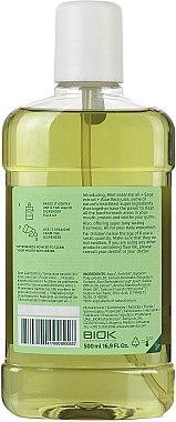 Mundspülung mit ätherischem Minzöl und Salbei-Extrakt - Ecodenta Multifunctional Mouthwash — Bild N2