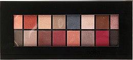Düfte, Parfümerie und Kosmetik Lidschattenpalette mit 16 Farben - Aden Cosmetics Eyeshadow Palette