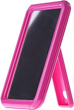 Düfte, Parfümerie und Kosmetik Kosmetikspiegel mit Ständer 5220 rosa - Top Choice