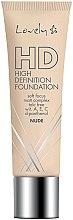 Düfte, Parfümerie und Kosmetik Mattierende Foundation - Lovely HD Fluid