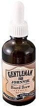 Düfte, Parfümerie und Kosmetik Bartöl mit Zitrusfrüchten - Gentleman Johnnie Beard Brew Citrus