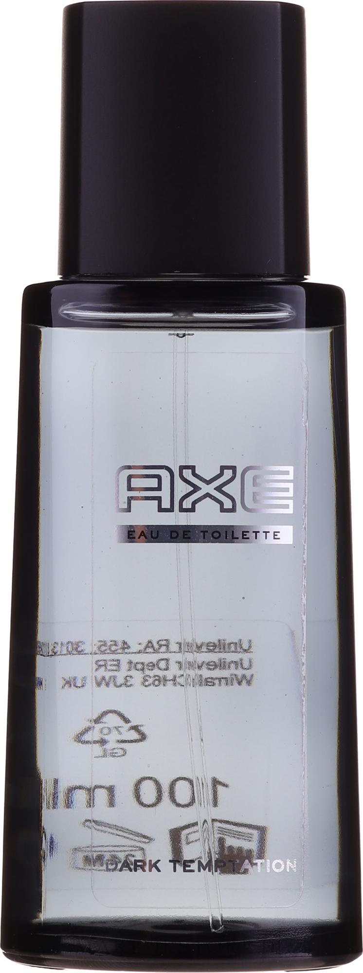 Axe Dark Temptation - Eau de Toilette — Bild 100 ml