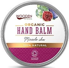 Düfte, Parfümerie und Kosmetik Bio Handbalsam mit Sheabutter, Oliven und Feigen - Wooden Spoon Hand Balm Miracle Skin