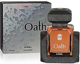 Düfte, Parfümerie und Kosmetik Ajmal Oath For Him - Eau de Parfum