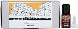 Düfte, Parfümerie und Kosmetik Pflegendes Haarkonzentrat mit Gelée Royale - Davines Hourishing 1+RJHP+2