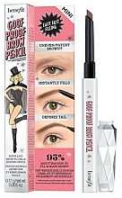 Düfte, Parfümerie und Kosmetik Augenbrauenstift zum Füllen und Formen - Benefit Goof Proof Brow Pencil (Mini)