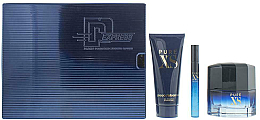 Düfte, Parfümerie und Kosmetik Paco Rabanne Pure XS - Duftset (Eau de Toilette 50ml + Eau de Toilette Mini 10ml + Duschgel 100ml)