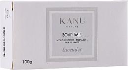 Düfte, Parfümerie und Kosmetik Hand- und Körperseife mit Lavendel - Kanu Nature Soap Bar Lavender