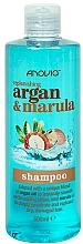 Düfte, Parfümerie und Kosmetik Shampoo mit Marula- und Arganöl für trockenes und strapaziertes Haar - Anovia Shampoo Argan & Marula
