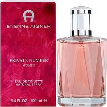 Düfte, Parfümerie und Kosmetik Etienne Aigner Private Number Women - Eau de Toilette