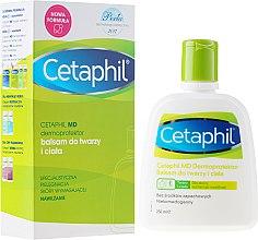Düfte, Parfümerie und Kosmetik Feuchtigkeitsspendende Gesichts- und Körperlotion - Cetaphil Lotion