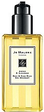 Düfte, Parfümerie und Kosmetik Schäumendes Hand- und Körperwaschgel mit Bernstein und Lavendel - Jo Malone Amber & Lavender