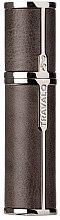 Düfte, Parfümerie und Kosmetik Nachfüllbarer Parfümzerstäuber grau - Travalo Milano Case U-change Grey