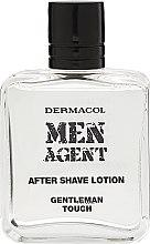 After Shave Lotion - Dermacol Men Agent After Shave Lotion Gentleman Touch — Bild N2