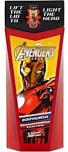 Düfte, Parfümerie und Kosmetik Kinderduschgel Iron Man - Corsair Marvel Avengers Iron Man Body Wash